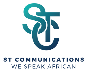 ST Communications logo